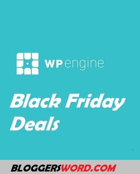 WPEngine Black Friday Discount
